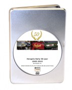 Metalen box met DVD